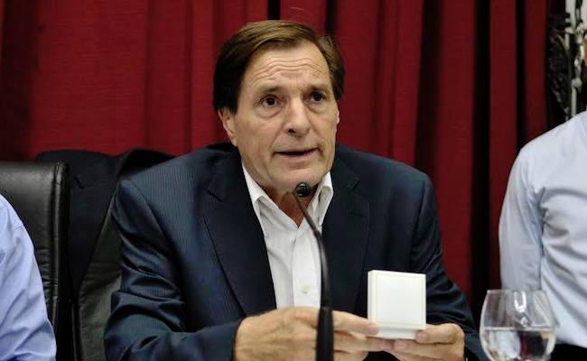 Eduardo fabiani, almirante brown, secretario de cultura y educacion