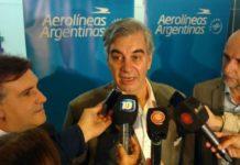Mario Dell'Acqua, aerolineas argentinas, low cost