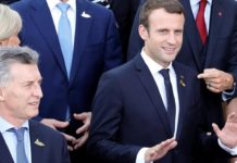 macri, macron, francia, acuerdo mercosur unión europea,mercosur