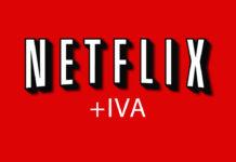 netflix, iva, afip, youtube, spotify