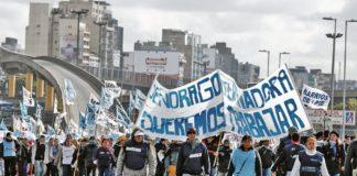 protestas, gremiales, conflictos, reclamos