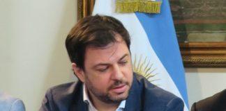 Valentín Díaz Gilligan, subsecretario de la Presidencia