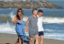 Macri dijo que el retiro es para compartir metas