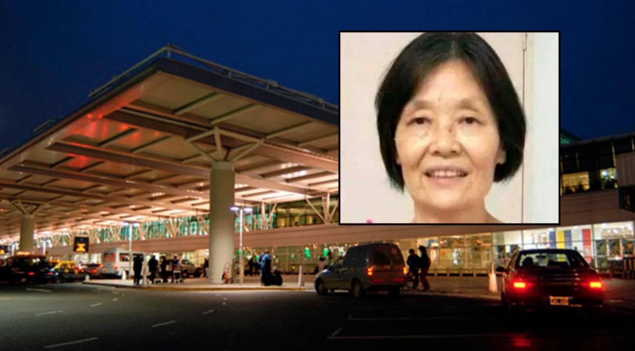 596e153e59a55 Ezeiza  Rastrillan el aeropuerto en busca de la china desaparecida ...