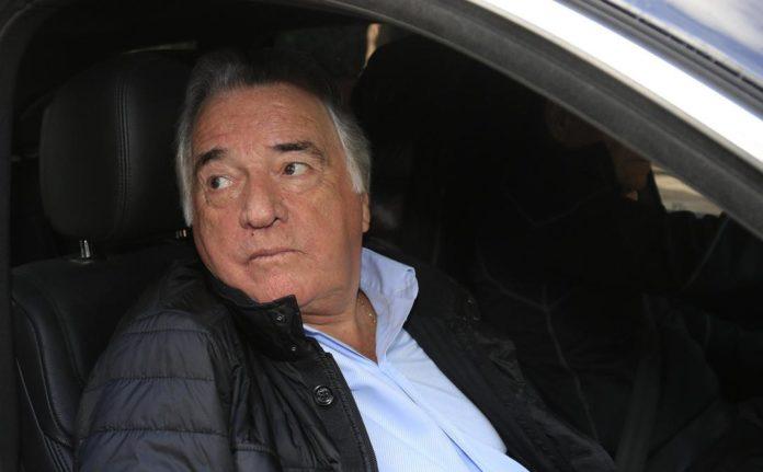 Barrionuevo se baja de la marcha de Moyano