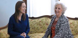 Vidal y Carlotto inaugurarán un espacio por la memoria