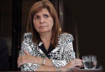 Patricia Bullrich respaldó la despenalización del aborto