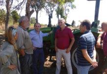 El diputado de Cambiemos Echegaray visitó una Cooperativa en Glew