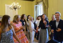 Las promesas de Macri en el Día de la Mujer