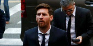 Lionel Messi, evasion de impuestos, barcelona, españa, fundacion messi