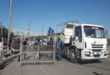 Secuestran estructuras y mercardería ilegal en La Salada