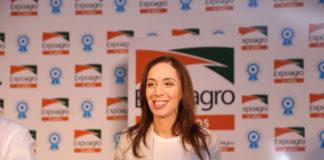 Vidal anuncia medidas para el sector agropecuario en Bragado