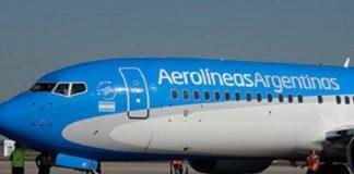 Aerolíneas Argentinas elimina la clase ejecutiva