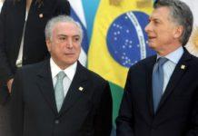 Argentina abandonó el Unasur