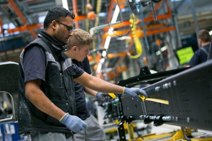 La producción de las pymes industriales aumentó en marzo