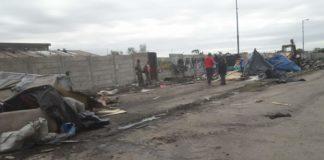 El Obispado de Quilmes repudió el desalojo del asentamiento Lamadrid