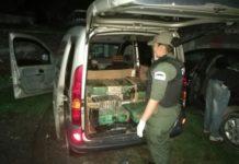 Cayó banda narco que operaba en Argentina y Paraguay