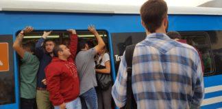 Cancelaciones y demoras en el tren Roca