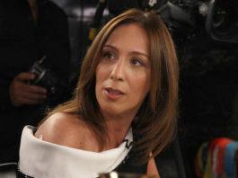 Vidal habló sobre la paritaria docente con Mirtha Legrand
