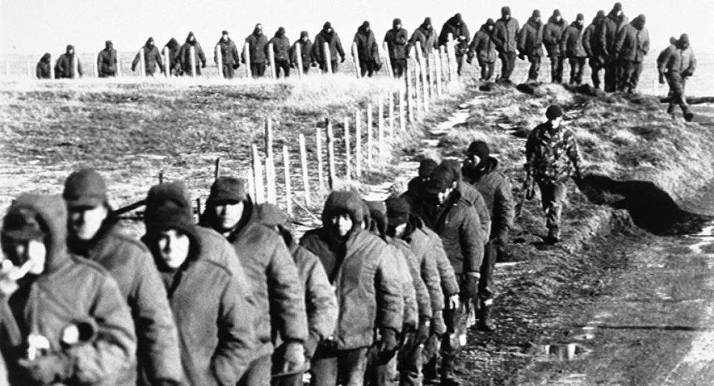 Guerra de Malvinas:Piden la detención de militares