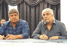 Hugo Moyano exigió un 27% de aumento paraCamioneros y no descartó un nuevo paro