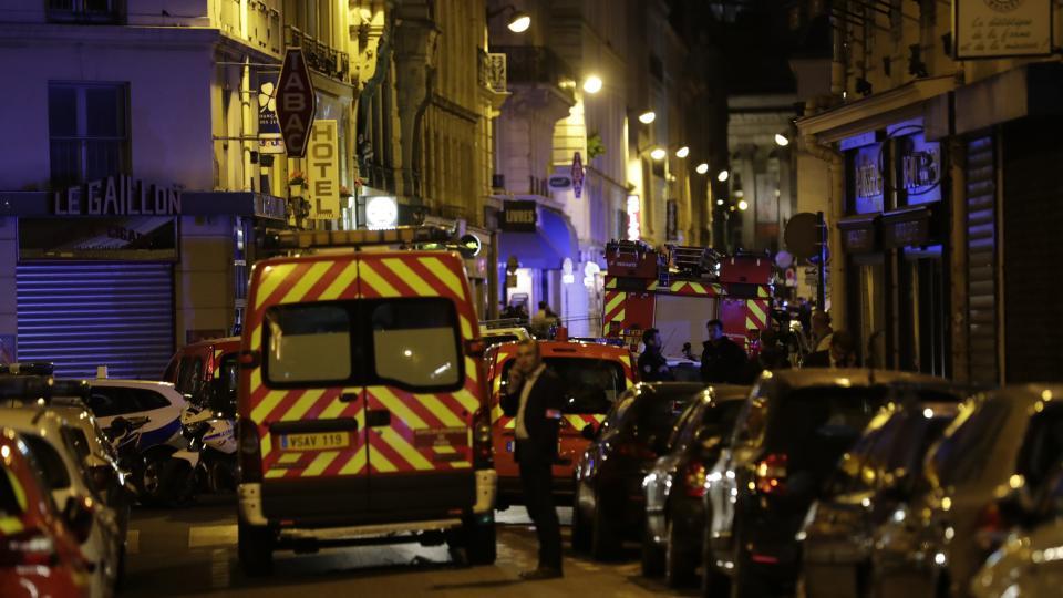 Un muerto y varios heridos tras un ataque en París