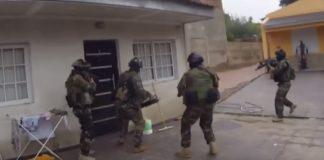 Detuvieron personas que integraban una banda narco en Lomas