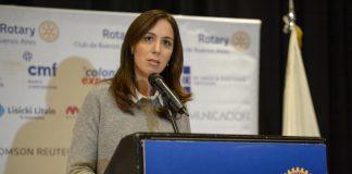 Vidal se mostró en contra de abrir más Universidades Públicas en la Provincia