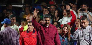 """Maduro tras las elecciones en Venezuela: """"Volvimos a ganar"""""""