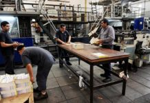 En mayo cayó un 0,3 por ciento la producción de industria Pyme