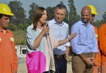Macri y Vidal anunciaron la construcción de nuevos metrobuses