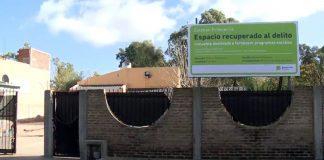Brown y Echeverría: Cuatro casas en las que se vendía droga fueron recuperadas