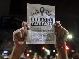 Cautelar para suspender el veto de Macri a la Ley Antitarifazos