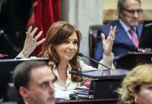 El Senado analizará hoy si avanza con el desafuero de Cristina Kirchner