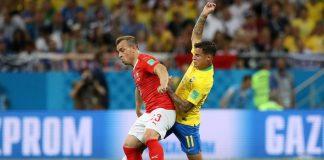 mundial Rusia 2018, goles, brasil, suiza,