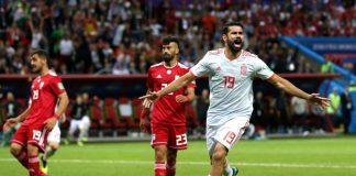 mundial rusia 2018, España, irán, goles