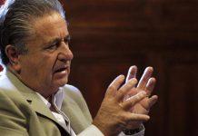 "Duhalde se refirió al veto de Macri: ""El país se va a la mierda"""
