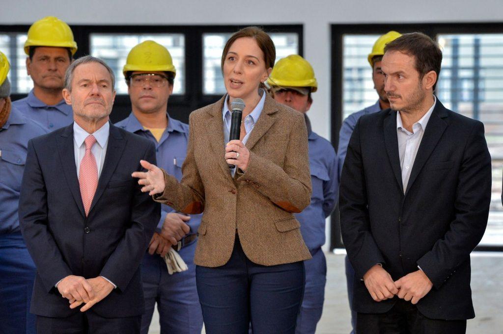 Vidal presentó la cárcel modelo para presos jóvenes que se insertan en la sociedad