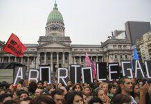 El proyecto de despenalización del aborto se trata en Diputados