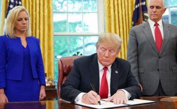 Trump dejará de separar a niños inmigrantes de sus padres