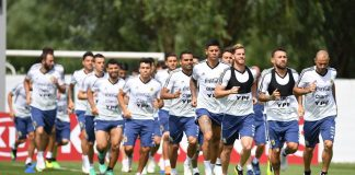 argentina, enzo perez, sampaoli, jugadores, mundial rusia 2018