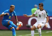 brasil, mundial rusia 2018, goles, costa rica