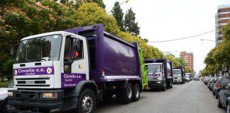 El municipio de Lanús multará a Covelia por la falta de recolección de residuos