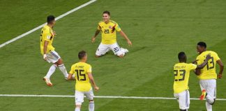 senegal, colombia, mundial 2018, goles