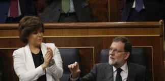 Destituyeron a Mariano Rajoy como presidente del gobierno de España