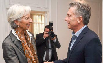 El FMI aprobó el préstamo a la Argentina por u$s 50.000 millones