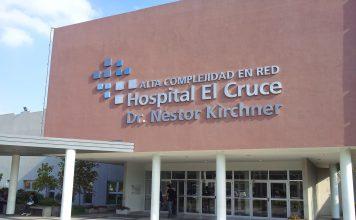 Salvemos el Hospital El Cruce: se realizará un abrazo solidario en rechazo al recorte presupuestario
