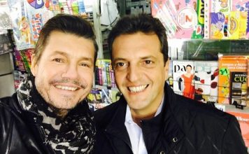 Marcelo Tinelli y sus aspiraciones políticas: se reunió con Sergio Massa