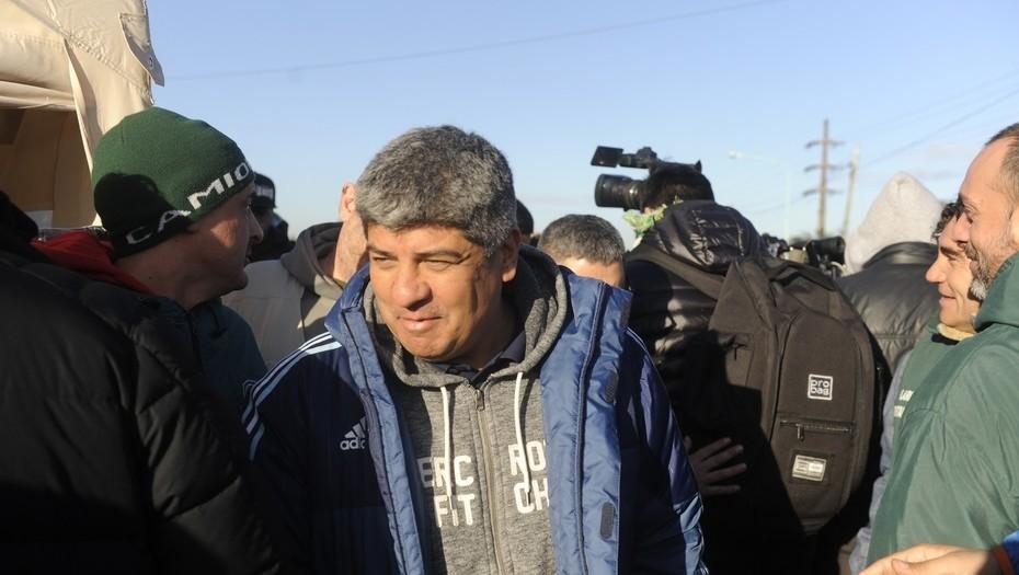 Pablo Moyano advirtió extender el paro de Camioneros tras la huelga de la CGT
