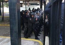 UBA: fraude, represión y detenidos tras las elecciones de la FUBA